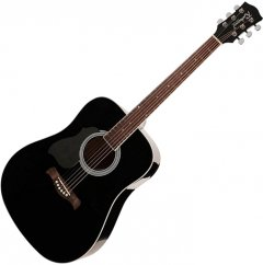 Гитара акустическая Richwood RD-12L-BK (левосторонняя) (17-5-36-12)