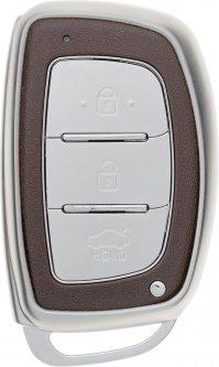 Чехол для автоключа LaManche Hyundai Silver (HN-A01K1_slv)