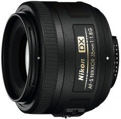 Nikon AF-S DX Nikkor 35mm f/1.8G (JAA132DA) официальная гарантия!