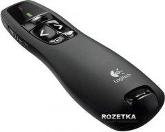Презентер Logitech Wireless Presenter R400 (910-001356)