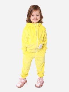 Спортивный костюм Timbo K063577 116 см Желтый (2000000063621)