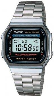 Мужские часы CASIO A168WA-1YES/1UZ