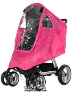 Дождевик для коляски ABC Design 4Seasons розовый (9967/708)
