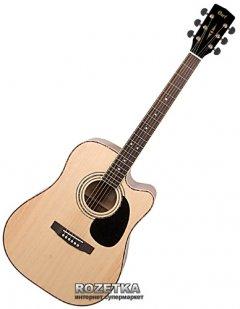 Гитара электроакустическая Cort AD880CE NS