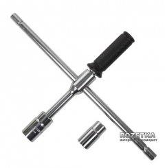 Ключ баллонный Proline T-образный 17 x 19 / 21 x 23, 400 мм (29022)