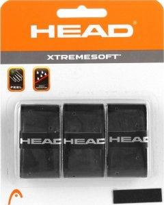 Намотка HEAD XtremeSoft Grip Overwrap, dozen Black (285-104 black)