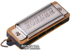 Губная гармошка Hohner Mini Harp C