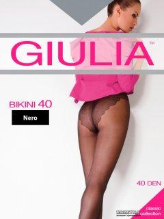 Колготки Giulia Bikini 40 Den 5 р Nero (4824092073157)