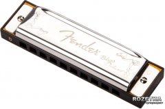 Губная гармошка Fender Blues Deluxe Harmonica G (219881)