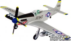 Объемный пазл 4D Master Самолет F-51D Mustang (26902)