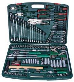 "Набор инструментов Hans Tools 1/2"" и 1/4"" 158 предметов (TK-158V)"
