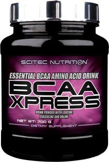 Аминокислота Scitec Nutrition BCAA Xpress 700 г Apple (728633104536)