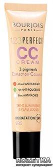 Тональный крем-уход Bourjois CC Cream 30 мл 32 - Натурально-бежевый (3052503573205)