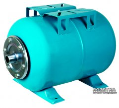Гидроаккумулятор Aquatica горизонтальный 50 л (779122)