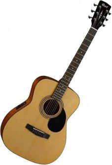 Гитара электроакустическая Cort AF510E OP