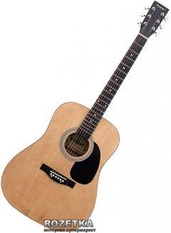 Гитара акустическая Maxtone WGC4011G NAT