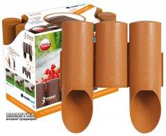 Газонное ограждение Cellfast Maxi 3 2.1 м Кирпичное (34-013)