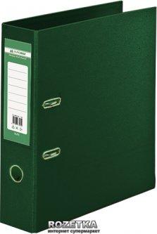 Папка-регистратор Buromax А4 70 мм PP Темно-зеленая (BM.3001-16c)