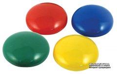 Набор магнитов Axent 30 мм 6 шт Разноцветный (9821-А)