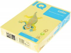 Бумага офисная IQ А4 160 г/м2 IQ Pas YE23 250 листов Желтая (9003974400228)