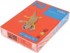 Бумага офисная IQ А4 80 г/м2 IQ Int ZR09 500 листов Кирпично-красная (9003974412726)