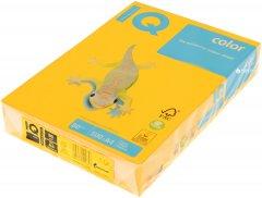 Бумага офисная IQ А4 80 г/м2 IQ Int SY40 500 листов Солнечно-желтая (9003974400853)