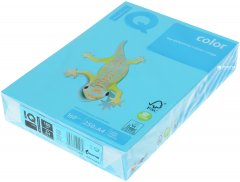 Бумага офисная IQ А4 160 г/м2 IQ Int AB48 250 листов Светло-синяя (9003974400969)