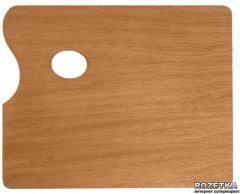 Палитра прямоугольная D.K.Art & Craft 30 х 40 см деревянная (6926586611376)