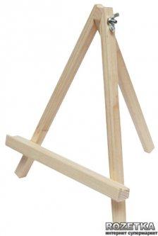 Мольберт настольный Rosa Studio 18 х 18 х 21 см деревянный 2 шт. (4820149892986)