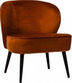 Кресло Vetro Mebel Фабио Медное (Chair Fabio-copper)