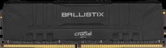 Оперативная память Crucial DDR4-2666 16384MB PC4-21328 Ballistix Black (BL16G26C16U4B)
