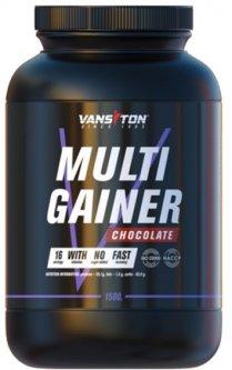 Гейнер Vansiton Multigainer 1.5 кг Chocolate (4820106591761)