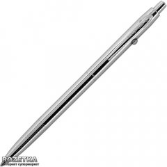 Ручка шариковая Fisher Space Pen Шаттл Черная 0.7 мм Хромированный корпус (747609831146)
