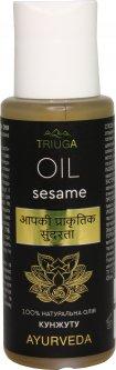 Масло для волос и тела Triuga Ayurveda Кунжут 75 мл (4820164641149)