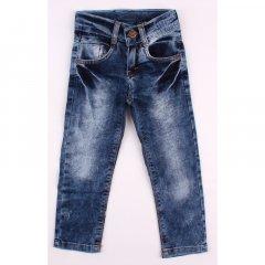 Штани джинсові для хлопчика SERCINO 16212 110 см т-синій (409396)