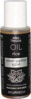 Масло для волос и тела Triuga Ayurveda Рисовые отруби 75 мл (4820164641132)