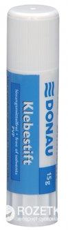 Клей-карандаш Donau PVP основа 15 г (6603001PL-09)