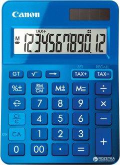 Калькулятор электронный Canon 12-разрядный LS-123K Blue (9490B001AA)