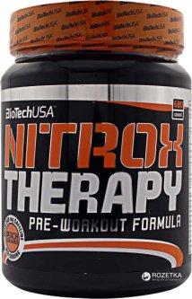 Предтренировочный комплекс Biotech Nitrox Therapy 680 г Виноград (5999076224395)