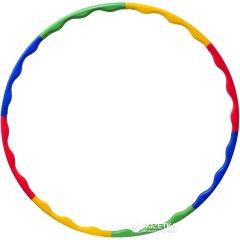 Массажный обруч LiveUp Hula Hoop 88 см (LS3326)