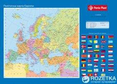 Подложка Panta Plast 590x415 мм с принтом Карта Европы (0318-0037-99)