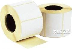 Этикетка полипропилен Tama 50 x 20 мм 2000 этикеток прямоугольная 5 шт White (6257)