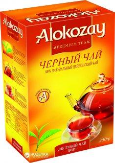 Чай черный крупнолистовой Alokozay ВОР1 250 г (6291101130206)
