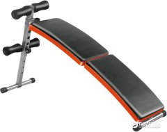 Раскладная скамья для пресса LiveUp Fitness Sit-Up Bench (LS1209)