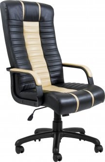 Кресло Rondi Атлант PL COMBO Черное (1410197914)