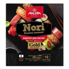 Нори Akura Gold 10 листов (4820178460538)