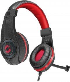 Наушники SPEEDLINK Legatos Stereo Gaming Headset Black (SL-860000-BK)