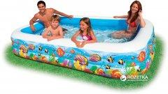 Детский надувной бассейн Intex 305х183 см (58485)