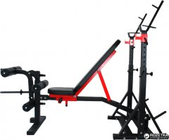 Силовой тренажер Body Time Патриот Black (BK001)