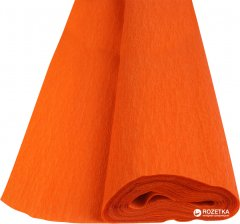 Крепированная бумага Herlitz 50 х 250 см 32 г/м2 Оранжевая (253039)